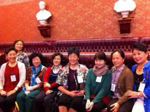 RMCA members at the NSW Parliament