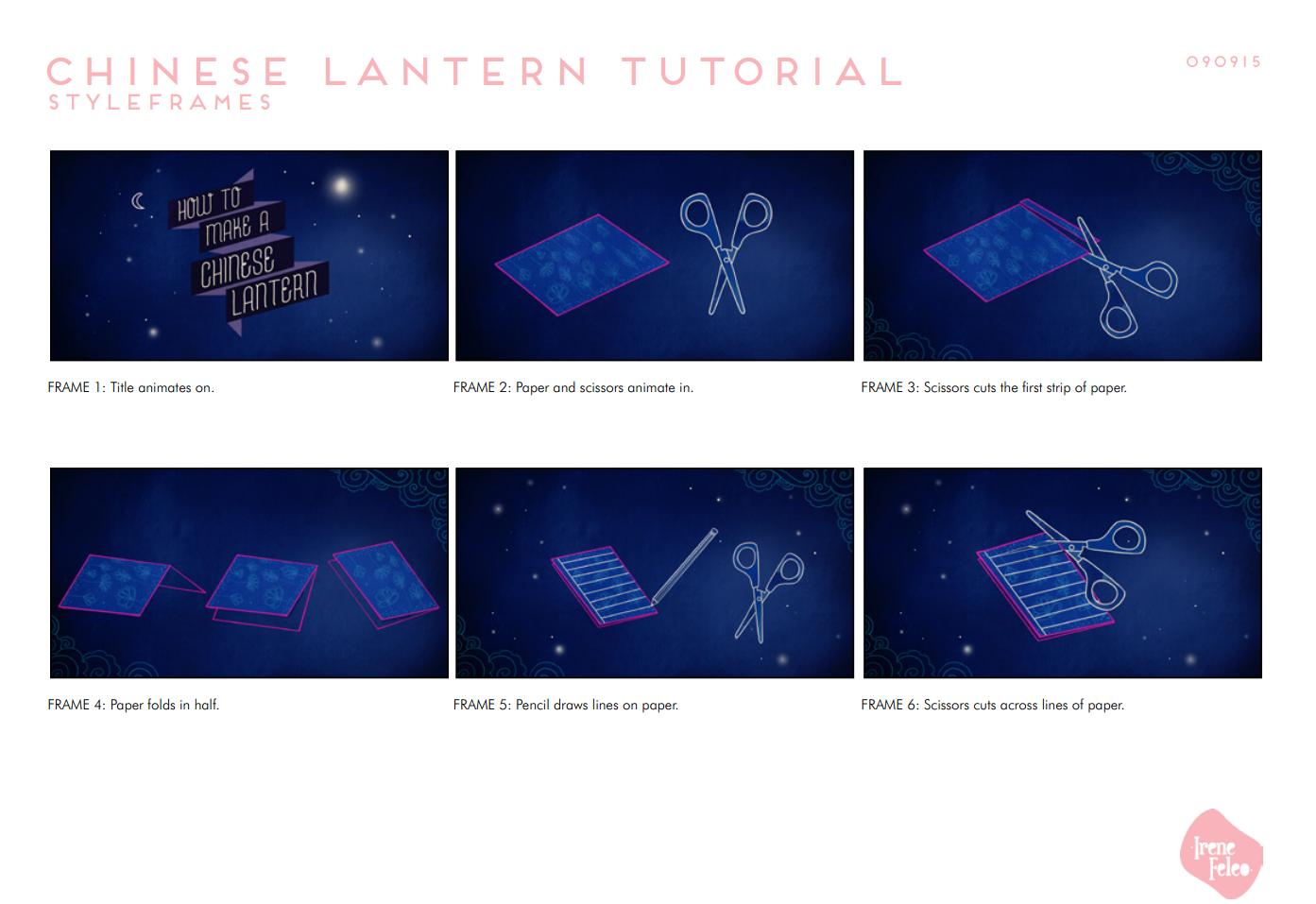 Lantern making 1