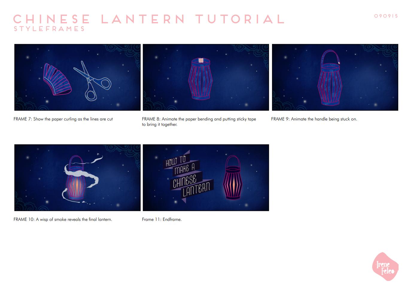 Lantern making 2